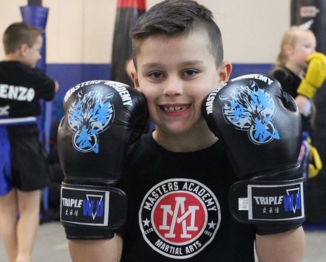 Kids Martial Arts classes Plymouth