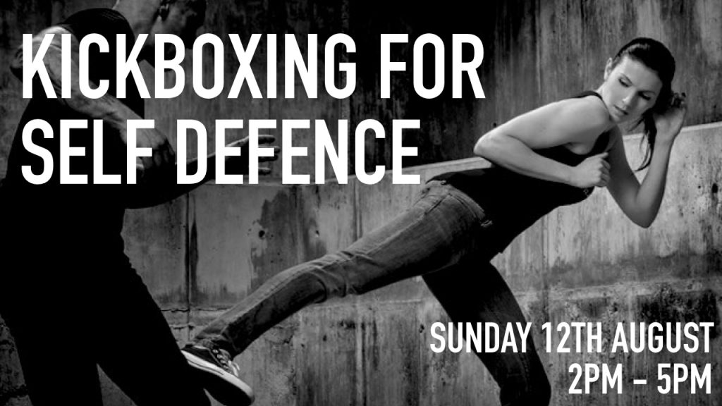 Kickboxing for Self Defence // Seminar