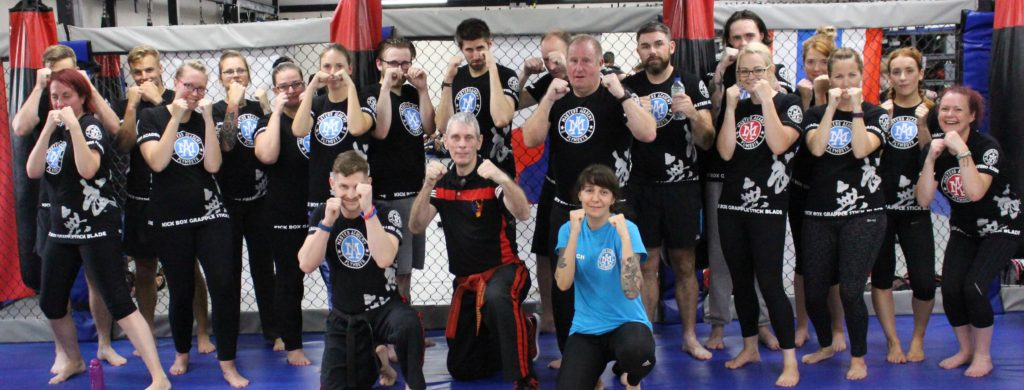 Get Into Kickboxing Group